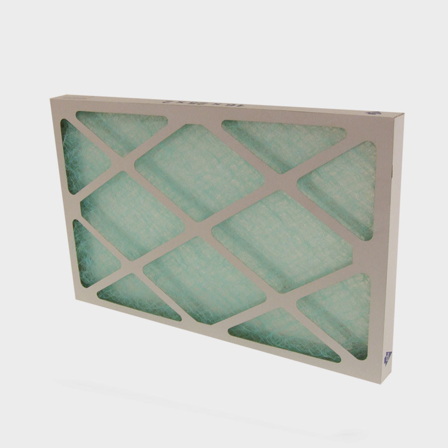 Interglas panelfilter
